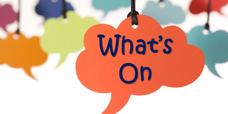What's On* Find out what's on at St Michael's.  Everyone is welcome at any of our events. *Find out more
