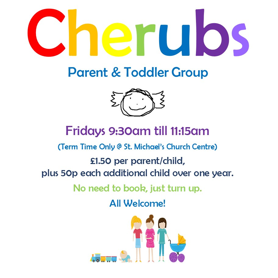Cherubs Poster for FB
