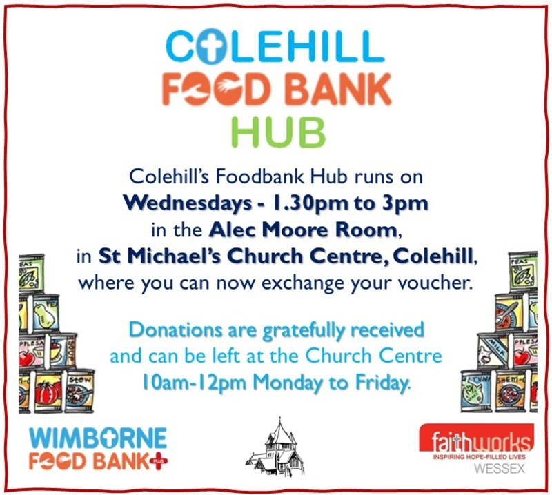 Colehill Food Bank